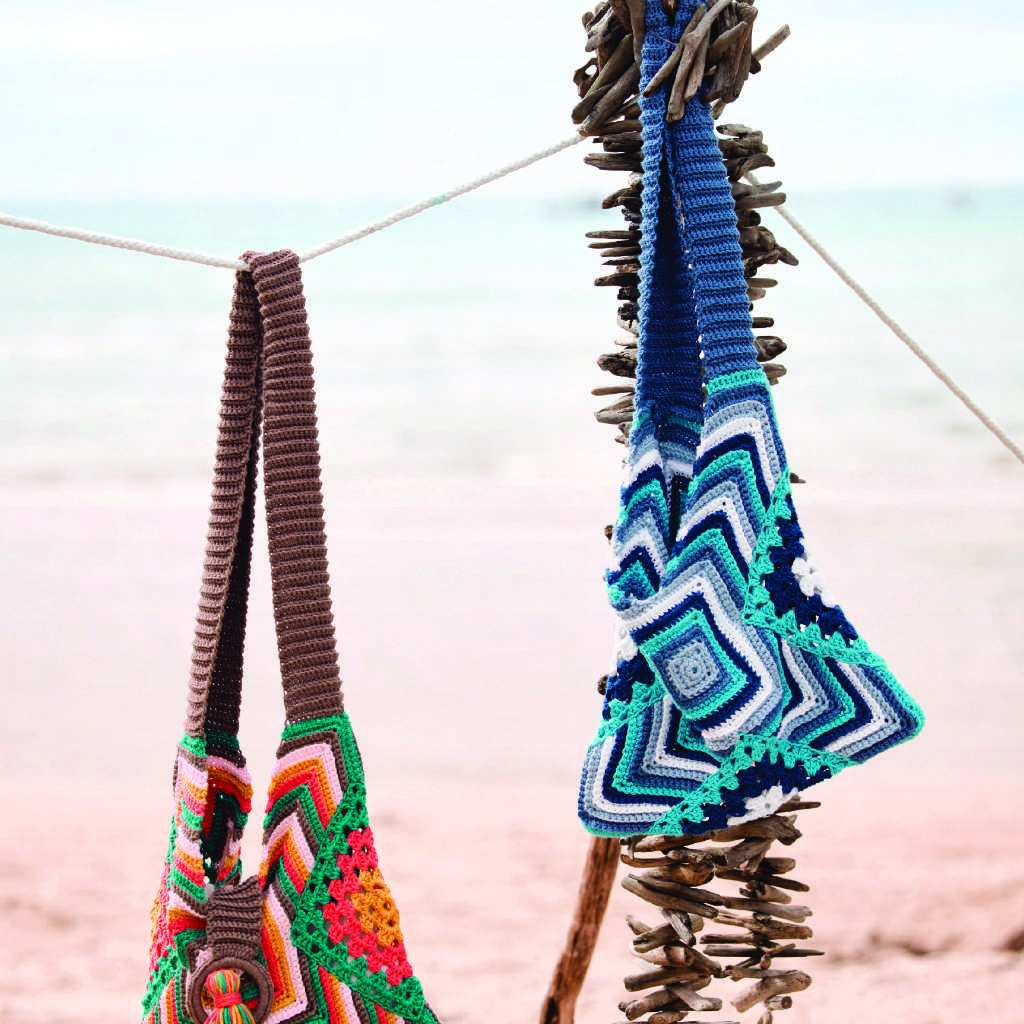 Patons Regal Cotton - Beach Bag