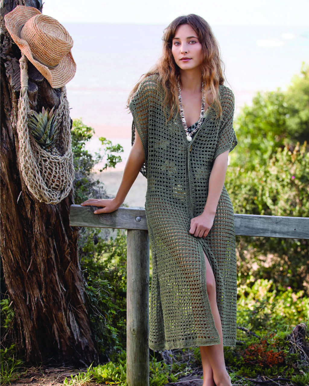 Patons Regal Cotton - Beach Cover Up
