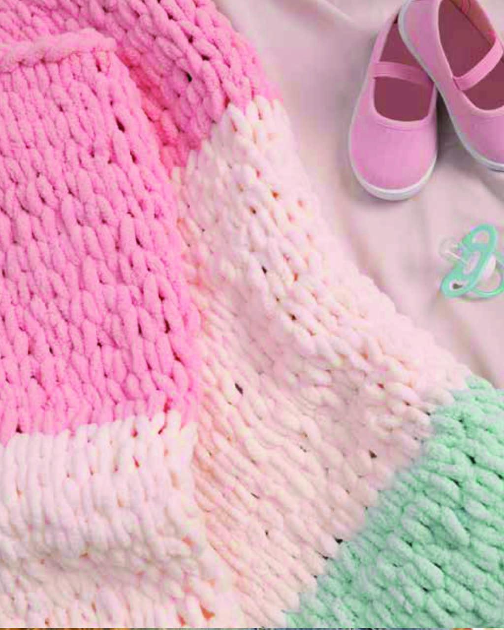 Loopz - Baby Blanket
