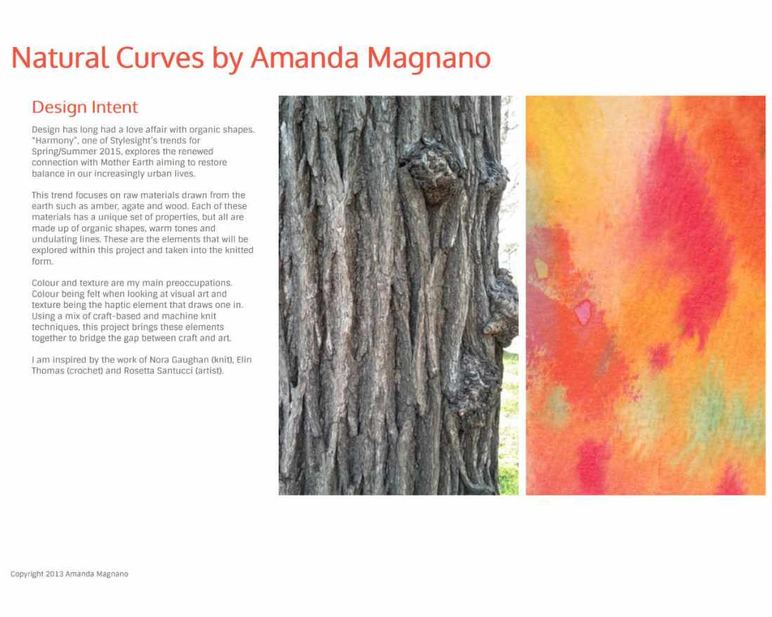 Website - Natural Curves